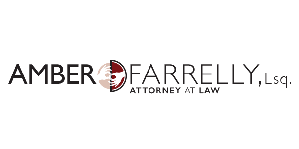 DCP Design - Amber D. Farrelly Law Logo