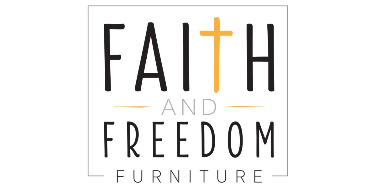 DCP Design Faith & Freedom - Logo