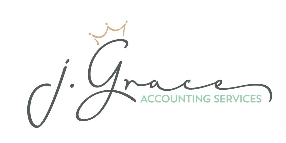 DCP Design - J. Grace Logo