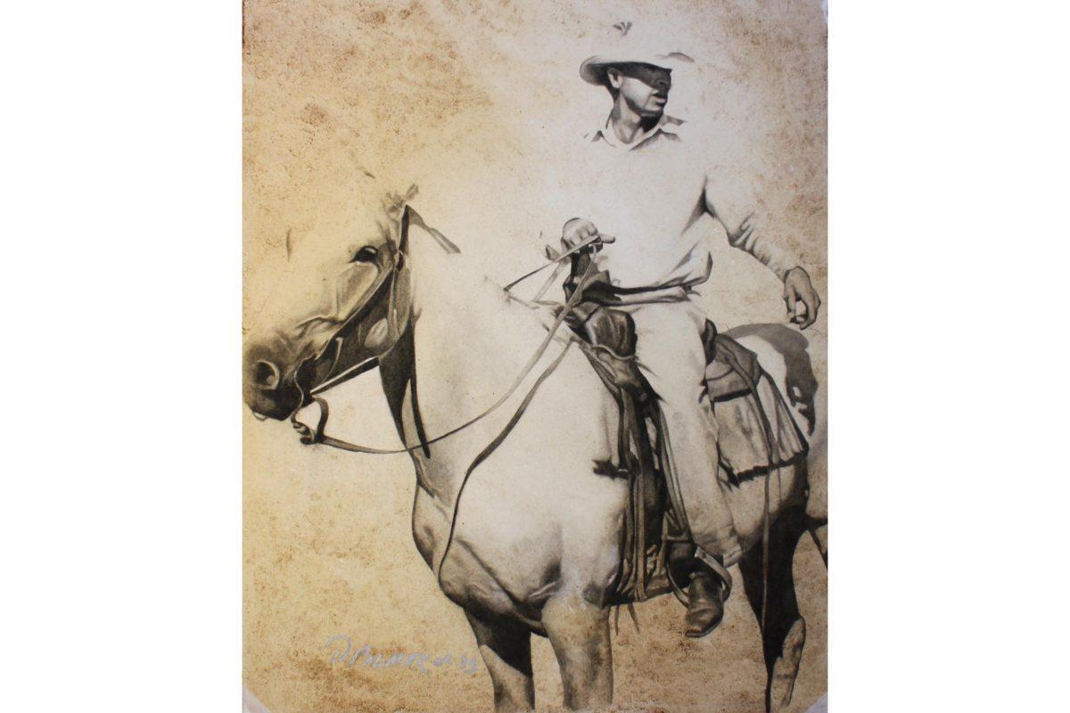 DCP Watercolor - The Cowboy
