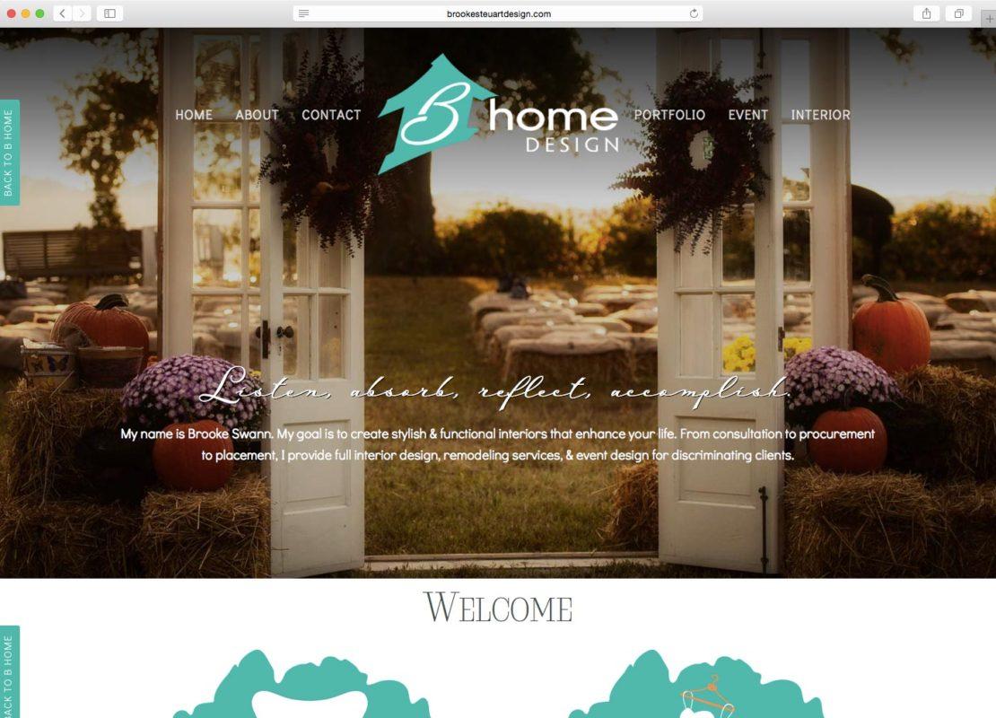 DCP Website - B Home Design